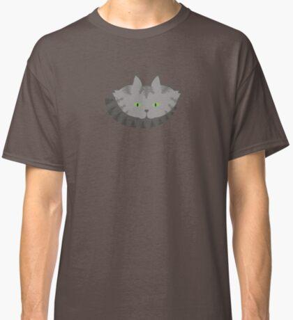 Grey #02  Tabby Cat Cattern [Cat Pattern] Classic T-Shirt