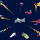 Spaceships 3: Starblazin' Edition by riomarcos
