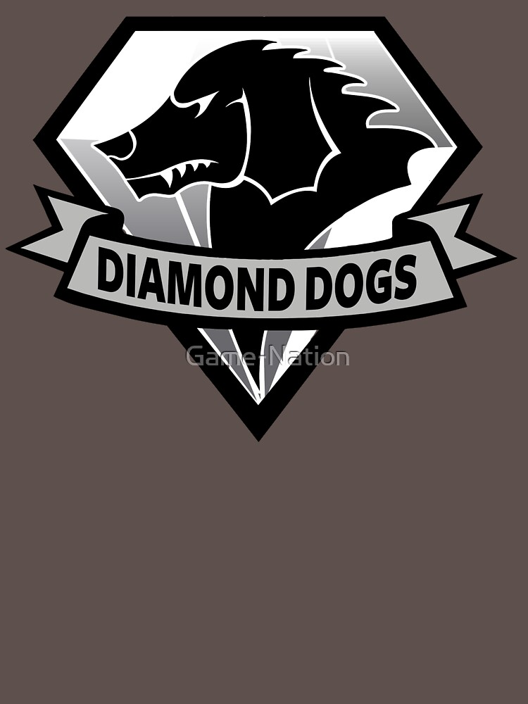 Diamond Dogs - 2015 Edition  (MGSV) by Game-Nation