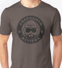 CrapGamer Reviews Unisex T-Shirt