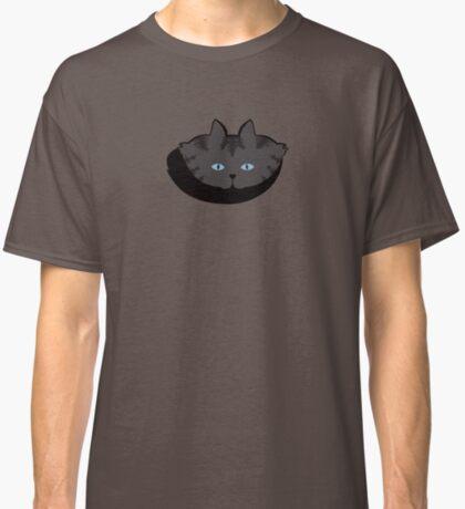 Grey #04  Tabby Cat Cattern [Cat Pattern] Classic T-Shirt