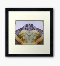 Thumb Butte Prescott, AZ Framed Print