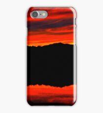 Sunset in Denver iPhone Case/Skin