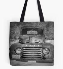 Close Up Of The Old Timer Tote Bag