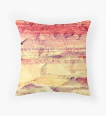 Painted Desert Abstract Dekokissen