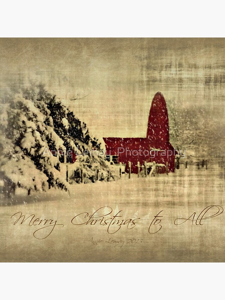 Merry Christmas and Happy Holidays to all! by ajlphotography