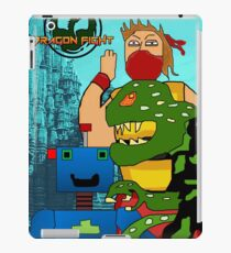 Video Game Characters Dragon Fight iPad Case/Skin