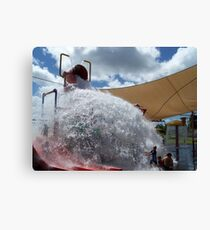 The Bucket ~ Leanyer Recreation Park ~ Northern Territory Canvas Print