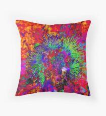 Rainbow Wish Throw Pillow