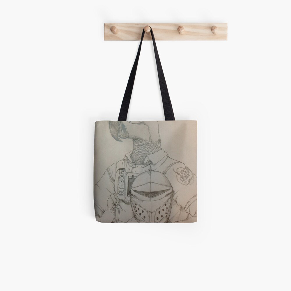 Guy Person, The Astronaut  Tote Bag