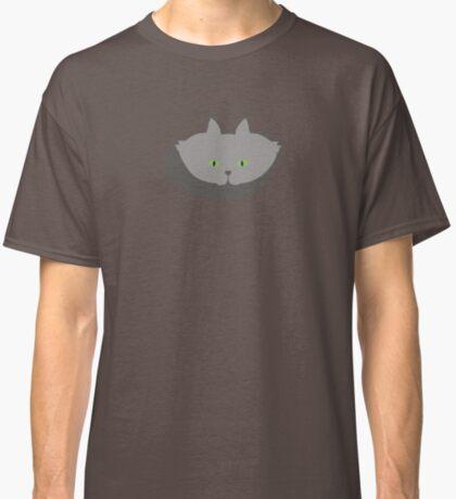 Grey #02 Cat Cattern [Cat Pattern] Classic T-Shirt