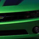 Green Machine by Sara Johnson