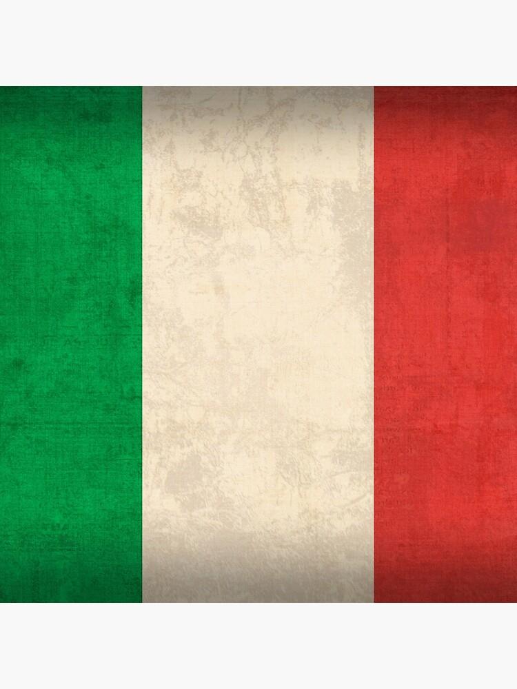 Italy Flag von flaglover