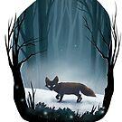 Spirit Fox by shellysea