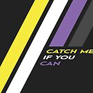 Pride Stripe: Catch Me If You Can by Kavaeric