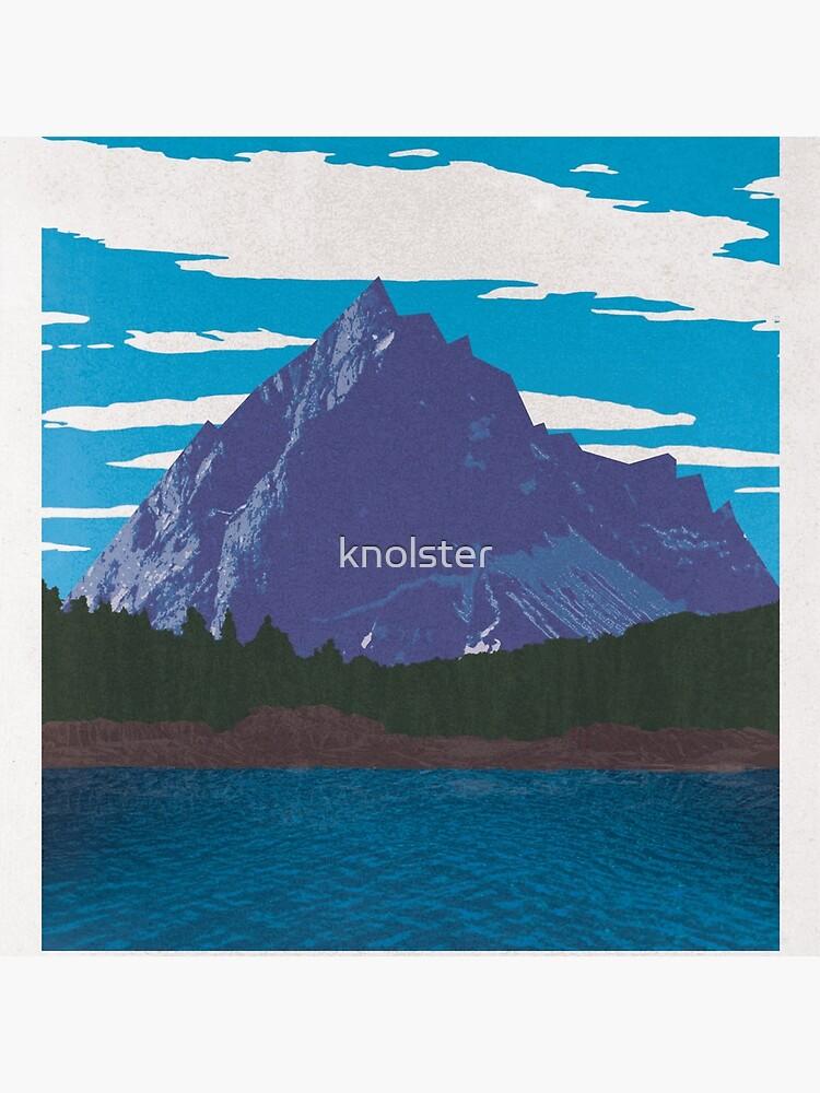 Earth Travel Poster von knolster