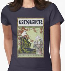 Ginger Women's Fitted T-Shirt