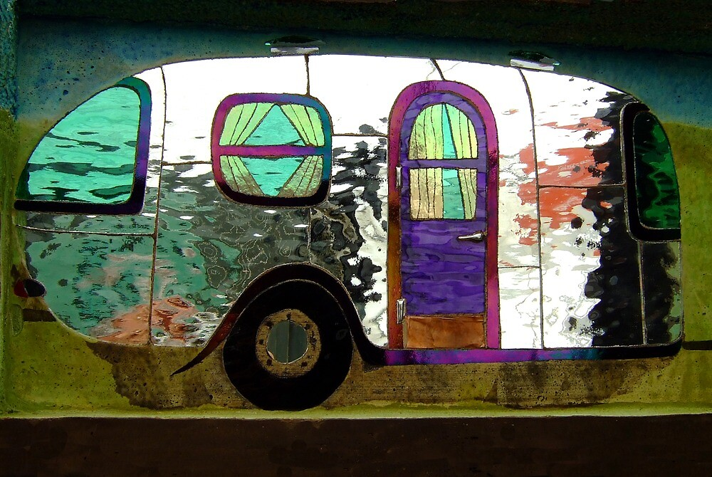 Airstream by Leslie Guinan