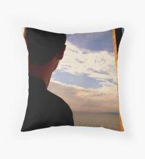 Vengeful Wanderer Throw Pillow