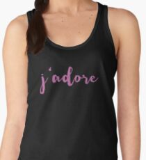 J'Adore French Saying for I Adore You T-Shirt