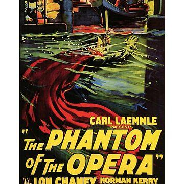 The Phantom Of The Opera by Jenn84x