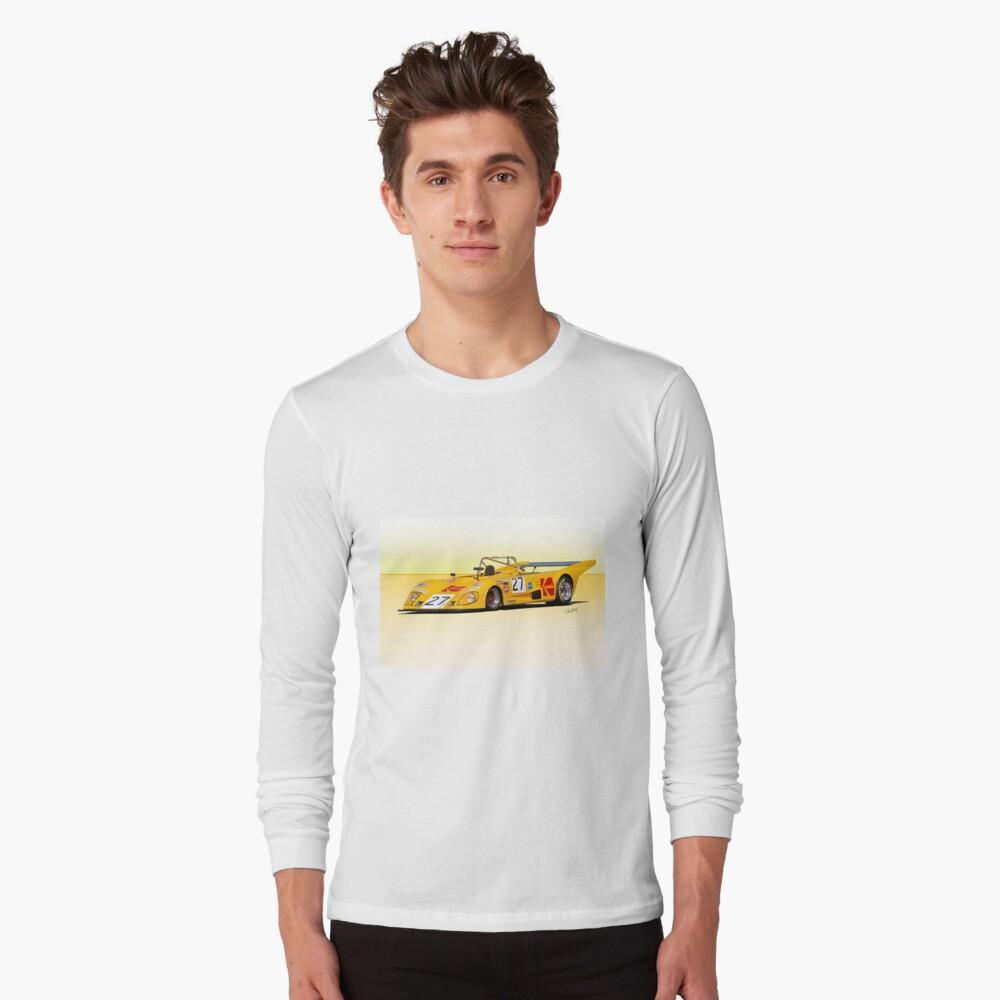 1972 Lola T290 Racecar Long Sleeve T-Shirt