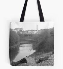 Bolsa de tela River Irwell Salford Crescent