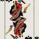 Jack of Clubs by MushfaceComics