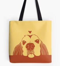 The Beggar | Begging Dog Tote Bag