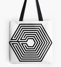 EXO - Overdose (Black) Tote Bag