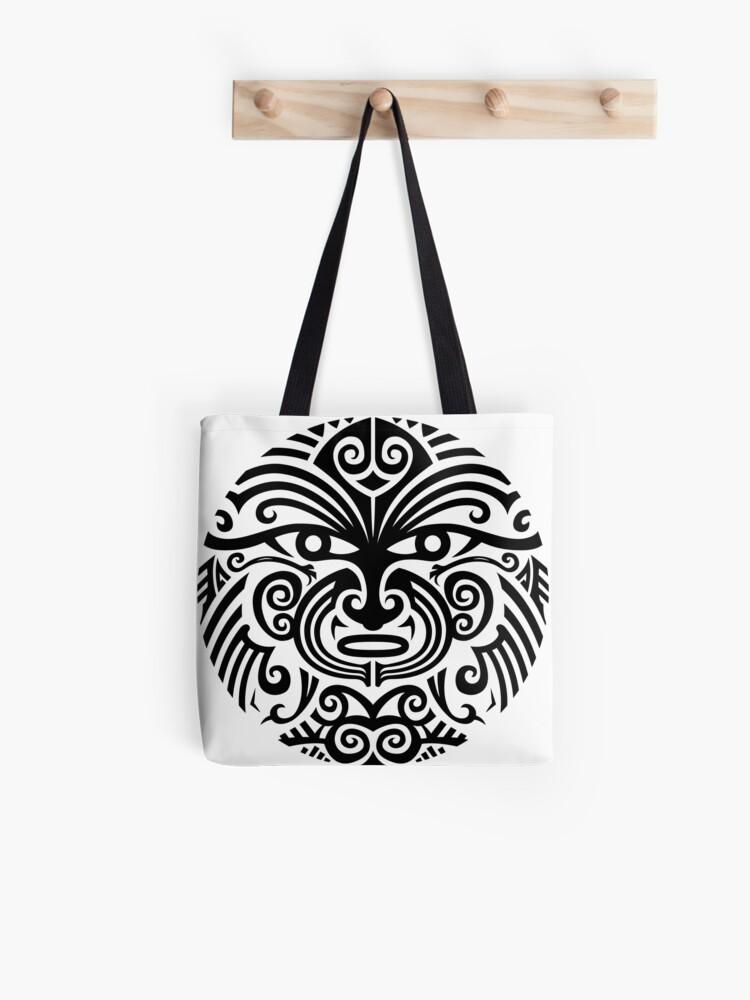 f2e71dc2e Maori tattoo face - white