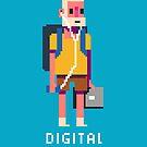 digitaler nomad von louros