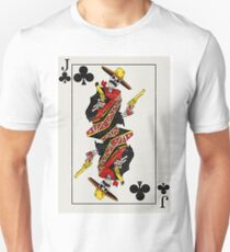 Jack of Clubs Unisex T-Shirt