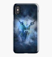 Zodiac sign Bull iPhone Case/Skin