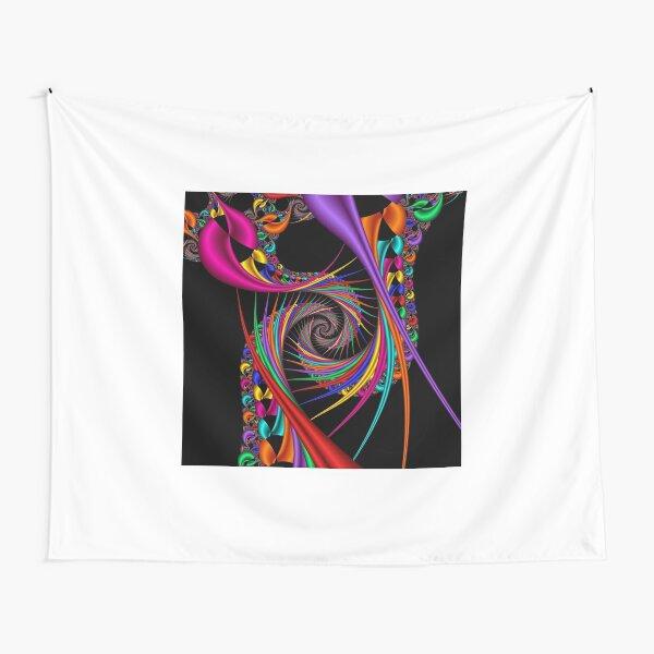 Braiding Rainbows Tapestry