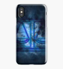 Zodiac signs - Scales iPhone Case/Skin