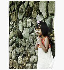 Child Portraits - Macie Poster