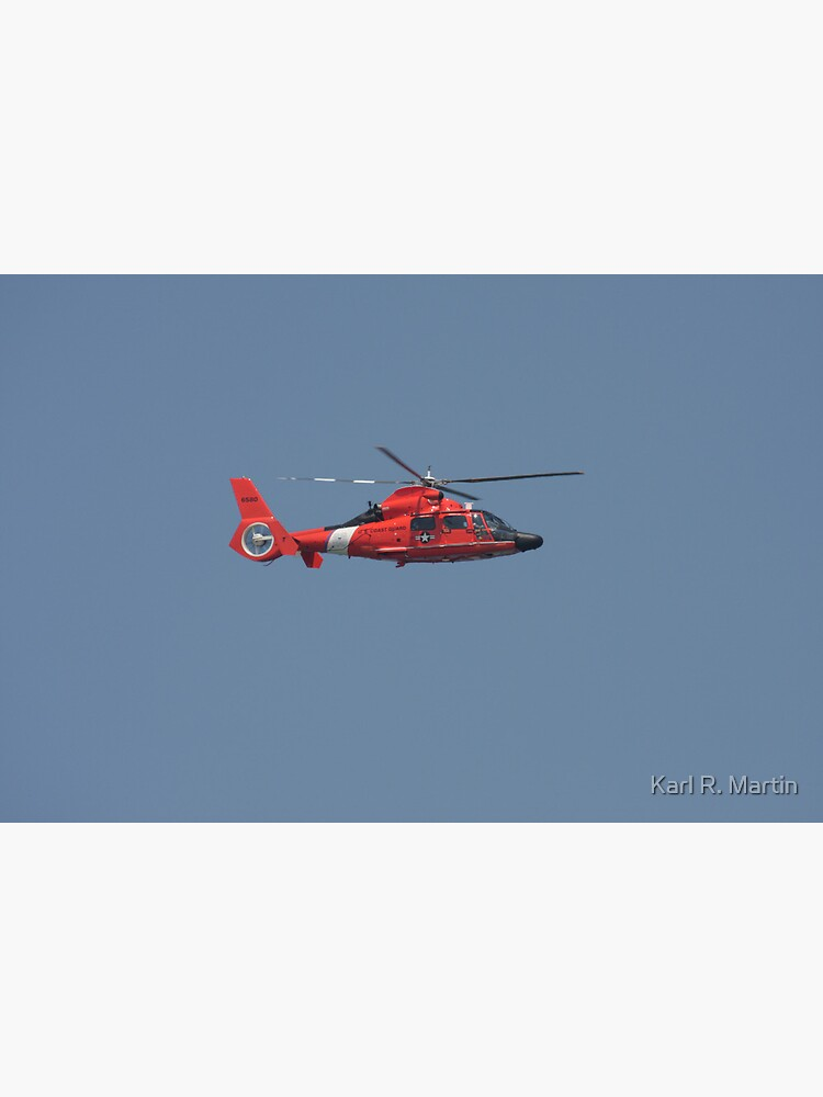 US Coast Guard Helicopter by SirEagle