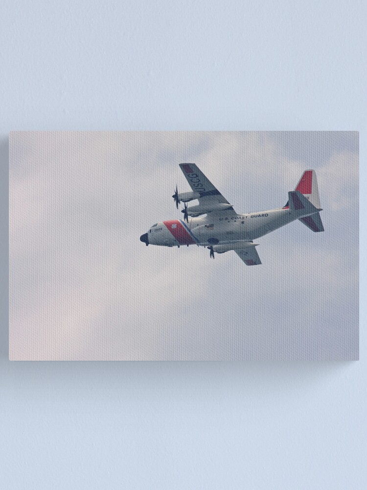 Alternate view of C130 Hercules Canvas Print