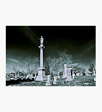 A.B. Daniels at Riverside Photographic Print