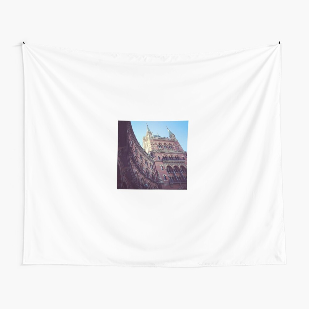 St. Pancras Grand Hotel Wall Tapestry