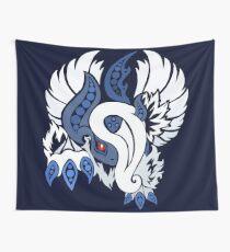 Mega Absol - Yin and Yang Evolved! Wall Tapestry