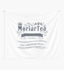 MoriarTea 2014 Edition Wall Tapestry