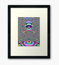 Mystery Magic n  Motion Framed Print