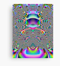Mystery Magic n  Motion Canvas Print