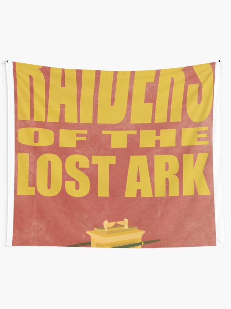 Raiders Of The Lost Ark | Wall Tapestry
