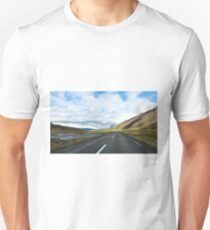Empty Roads  Unisex T-Shirt