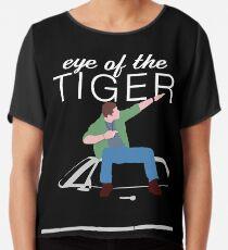 Übernatürlich - Auge des Tigers Chiffontop
