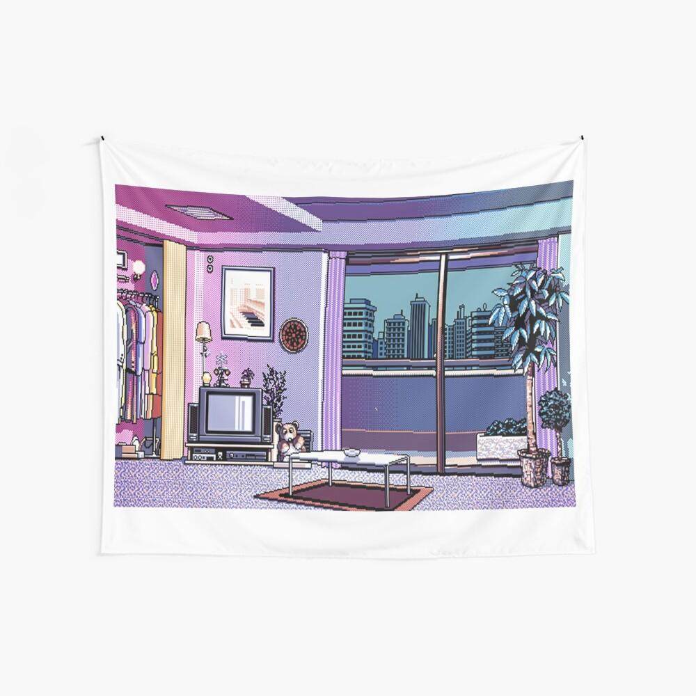 My Apartment Wandbehang