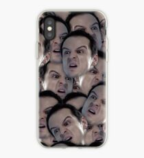 YOU CANT STOP THE MORIPARTY iPhone Case